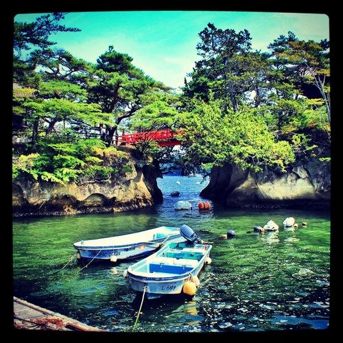 Matsushima Bay Boats