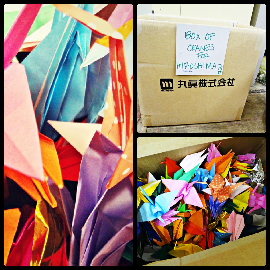 PicMonkey Collage cranes