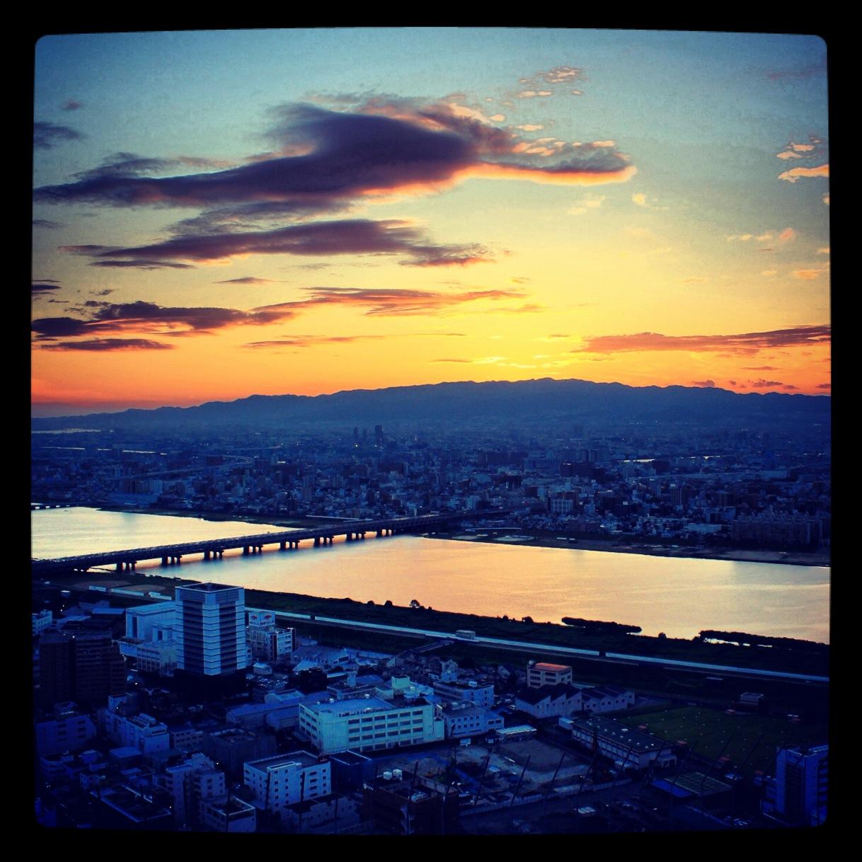 Shin Umeda City View